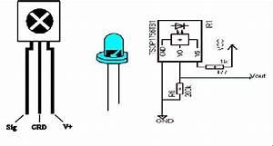 27 Pin Configuration Of Star Sensor  Ir Sensor   Stars  Ir