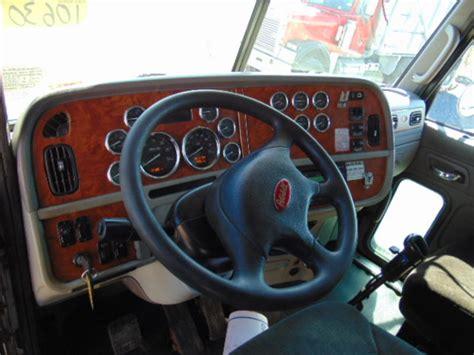 Peterbilt Dump Truck Interior