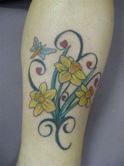 daffodil tattoos designs ideas  meaning tattoos
