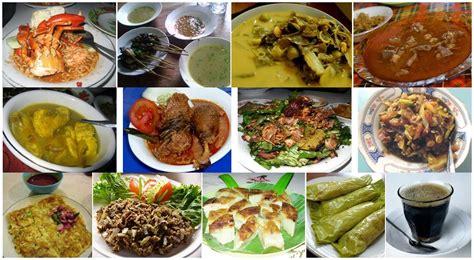 Makanan enak khas indonesia tersebut cukup banyak yang terkenal baik local maupun manca negara. Kandungan Dan Manfaat Makanan Khas Daerah - Blog Masakan ...