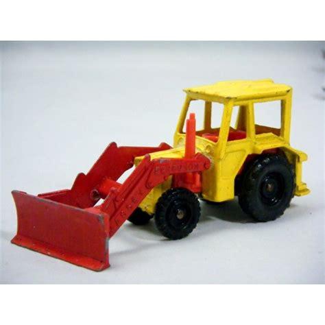 corgi juniors massey ferguson  tractor shovel