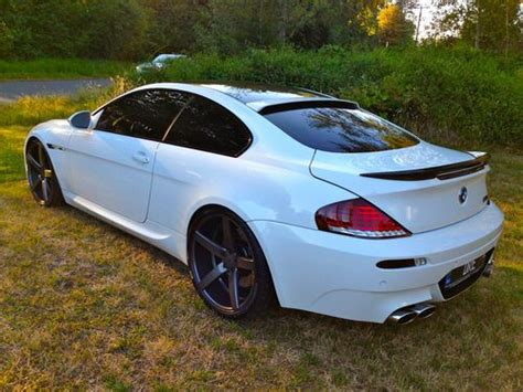 Sell Used 2009 Bmw M6 Base Coupe 2-door 5.0l In Renton