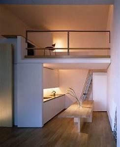 Apartment Einrichten Ideen : einrichtungsideen 1 zimmer wohnung ~ Markanthonyermac.com Haus und Dekorationen