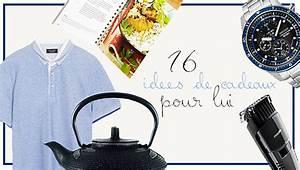 Cadeau Noel Copain : une idees cadeaux noel homme the blue dress girl ~ Melissatoandfro.com Idées de Décoration