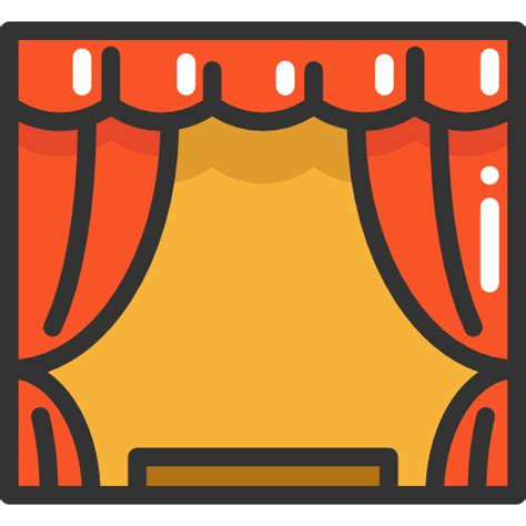cinema buildings theater curtains theatre