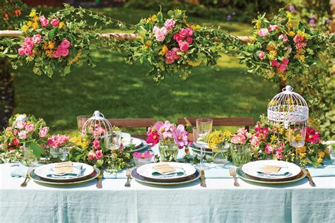 Garden Decoration Themes by Garden Theme For Your Wedding Bridalore