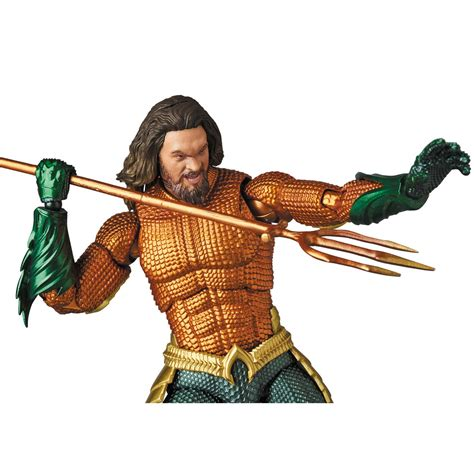 aquaman  mafex action figure aquaman atarchoniaus