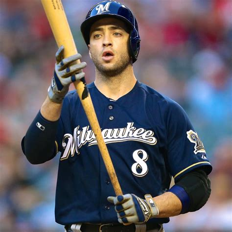 ryan braun injury updates  brewers stars