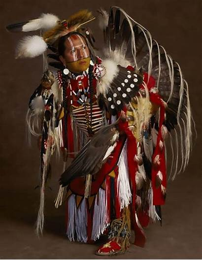 Native American Indians Indian Regalia George Dance