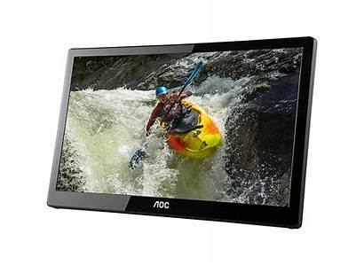 Portable Monitor Usb Aoc Powered Inch Pro