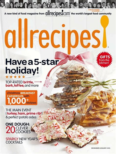 allrecipes december january   ebooks