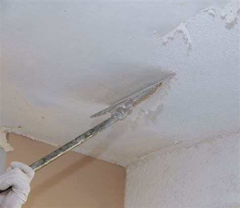 asbestos popcorn ceiling removal  atlanta  quote