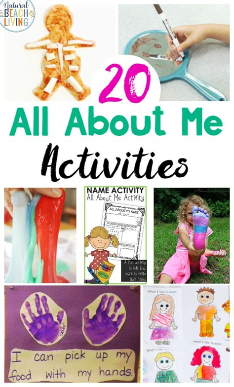 25 all about me preschool theme activities 412 | all about me preschool theme activities pin