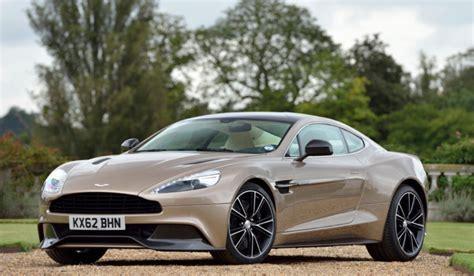 Gambar Mobil Aston Martin Vanquish inilah 11 mobil termahal di dunia di tahun 2014