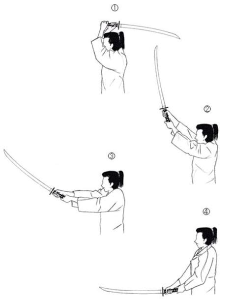 7 forms of lightsaber combat pdf shomen aikido pinterest japanese sword sword and