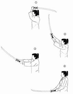 Japanese Sword Training Basics