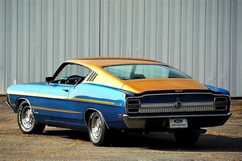 1969 Ford Torino by One Of A Holman Moody Prepped 1969 Ford Torino Cobra