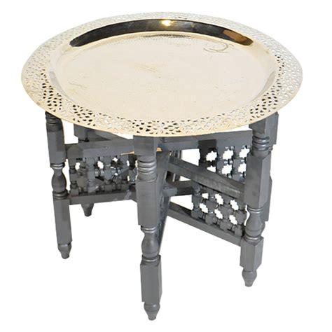 table basse marocaine bois table basse marocaine avec pieds en bois et plateau en 233 tain kaleidoscope location de mobilier