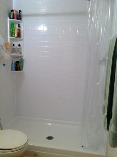 Bathtub Liners Home Depot by Tub Shower Liner Installation Reviews Pg 1 The Home Depot
