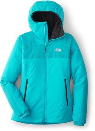 north face summit  ventrix insulated hoodie women