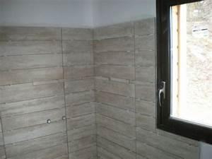 30 decembre fin des salles de bain et pose du lino at With lino mural salle de bain