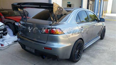 Car Accessories Carbon Fiber Vtx Type 5 Rear Spoiler