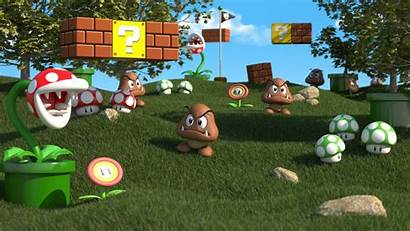 Mario Super Wallpapers 3d Land Computer Pixelstalk