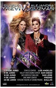 Gloria Trevi vs Alejandra Guzmán New US Tour Dates ...