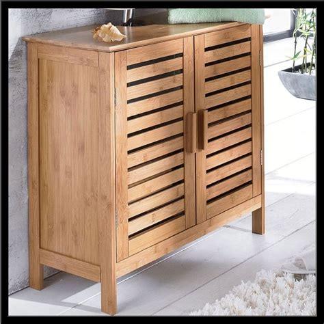 Badezimmer Unterschrank Holz Hängend by Die Besten 25 Bad Unterschrank Holz Ideen Auf