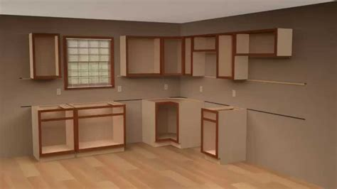 how to hang kitchen cabinets how to hang cabinets on drywall bar cabinet