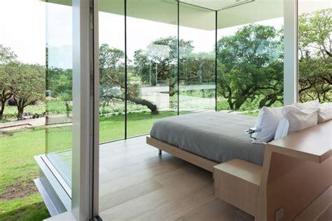 chambre de m iers magnifique résidence privée de luxe parée de verre en
