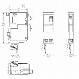 square d by schneider electric qo220gficp qo qwik gard 20 With wiring gfi circuit breakers together with 2 pole gfci circuit breaker