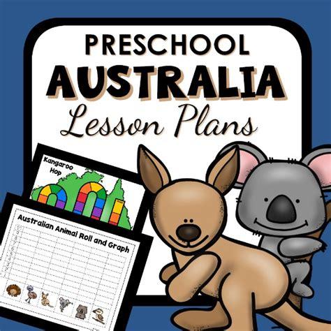 australia theme preschool classroom lesson plans 396 | Preschool Australia Lesson Plans 600