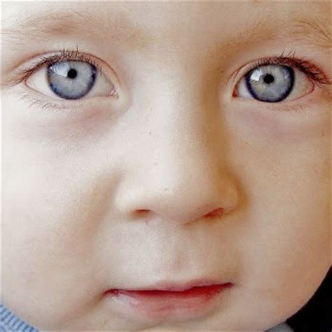 infant eye color youreyecolour the gray eye colour blue with a twist
