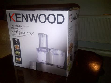cuisine kenwood chef soup easy my kenwood chef food processor and