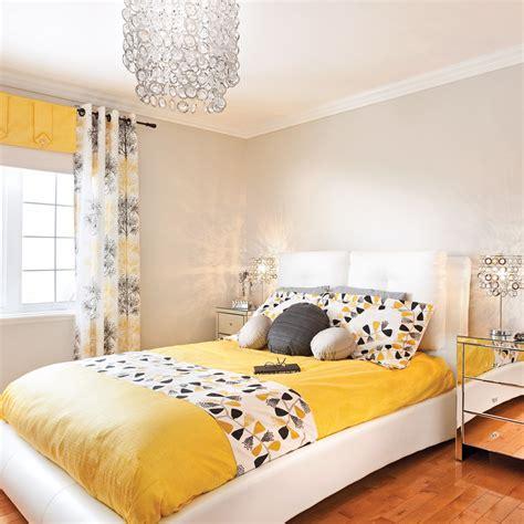 dans la chambre jaune tendance dans la chambre chambre inspirations