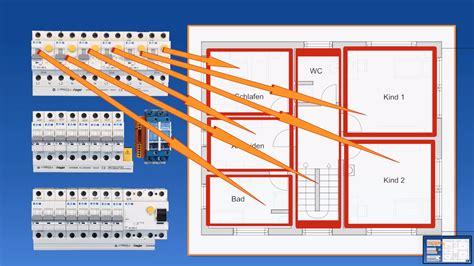 Elektroinstallation So Werden Schalter Und Steckdosen Unsichtbar by Unterverteiler Aufbau Und Elektroinstallation