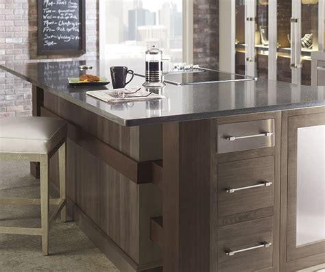 walnut kitchen cabinets omega cabinetry