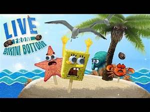 SPONGEBOB SQUAREPANTS LIVE FROM BIKINI BOTTOM Gameplay ...