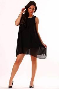 robe de soiree tres chic en noir robe femme elegante et With robe élégante femme