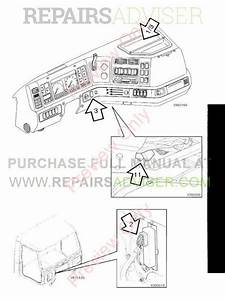 2011 Volvo V7xc7s8wiring Diagram Service Manual