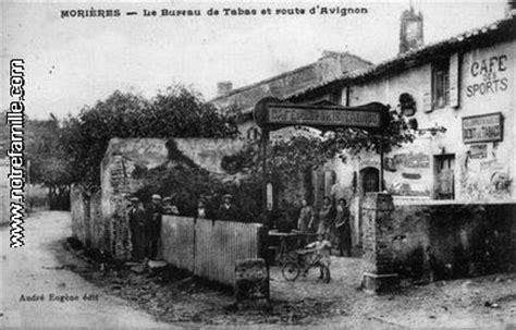 bureau de tabac avignon photos et cartes postales anciennes de morières lès