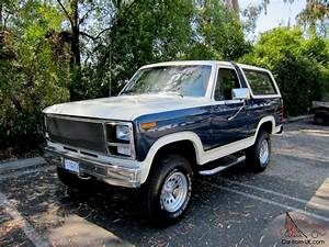 1981 Ford Bronco XLT Celebrity NFL Player MINT Rare Ground Up Resto Docs CA Pink