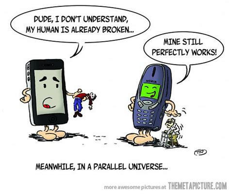 Mobile Phone Meme - iphone vs nokia 33 10 meme by viljohaapamaki memedroid