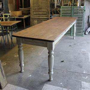 "Victorian Pine Dining Table 8ft 11"" x 32 5"" - Tables"