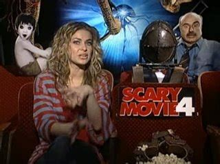 carmen electra scary   interview