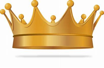 Crown King Vector Transparent Clipart Transprent Yellow