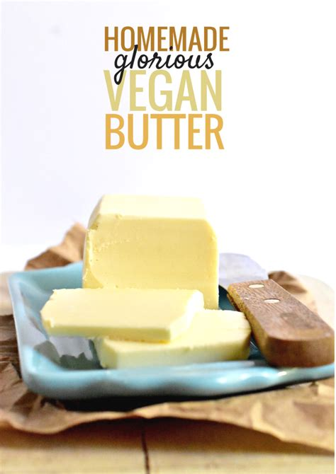 butter substitute vegan butter substitute fork and beans