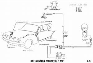 U0026 39 67 Convertible Top Fuse Location