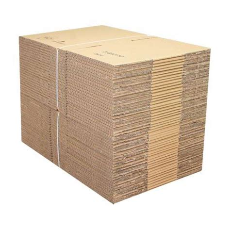 Lot De 50 Cartons Small 12, 31x215x10cm  Carton Market